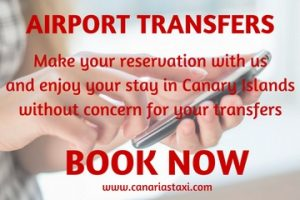 Airport Transfers in Canarias Taxi